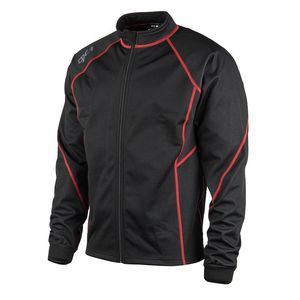 WINTERCORE ZIP - BLACK RED