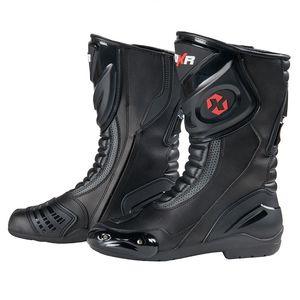 Chaussures Moto Homme / Femme en cuir et semelle compensée , Motoblouz.com