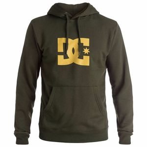 Sweat DC Shoes STAR Olive