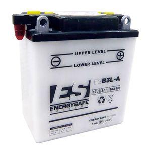 Batterie EnergySafe YB3L-A avec acide