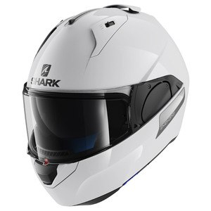 Casque Shark EVO ONE BLANK WHU