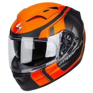 Casque Scorpion Exo EXO-1200 AIR - STREAM TOUR