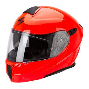 Casque Scorpion Exo EXO-920 - SOLID FLUO