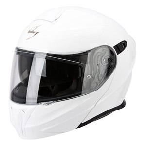 Casque Scorpion Exo EXO-920 - SOLID Blanc