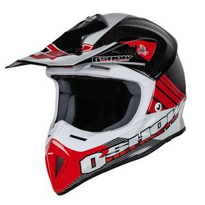 O'SHOW CARBON C4-S RED / BLACK