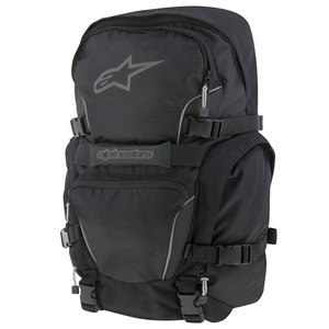 Sac à dos Alpinestars FORCE Black/Silver