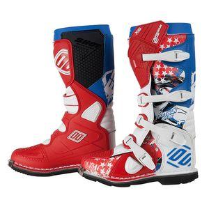 Bottes cross Shot Déstockage X10 US BOOTS 2017