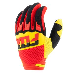 Gants cross Fox Déstockage DIRTPAW MAKO GLOVES YELLOW 2016