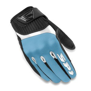 Gants Spidi G-FLASH LADY Noir/Bleu