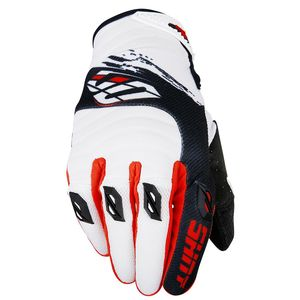 Gants cross Shot CONTACT FAST ROUGE 2017