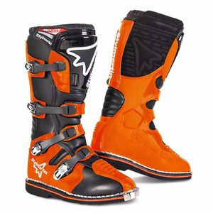 GEAR MX - ORANGE
