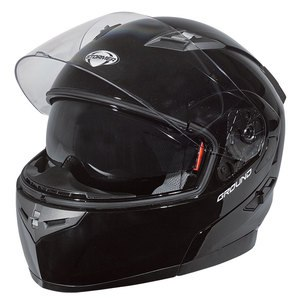 Casque Stormer GROUND UNI BRILLANT