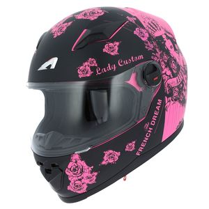 Casque Astone GT2 GRAPHIC LADY CUSTOM KIDS