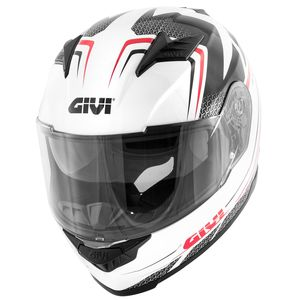 50.5 TRIDION RAPTOR WHITE/BLACK/RED