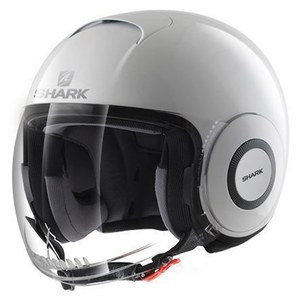 Casque Shark MICRO BLANK