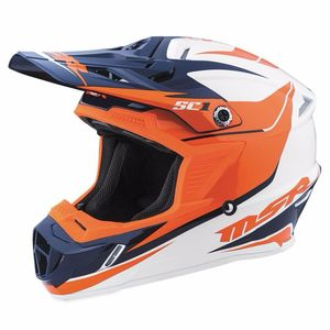 SC1 PHOENIX - WHITE/ORANGE/NAVY -