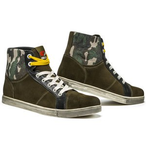 Sidi Insider, chaussures Vert Foncé/Camo 38