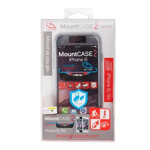 Coque de protection Tigra Sport Mountcase 2 i-phone 6/6S