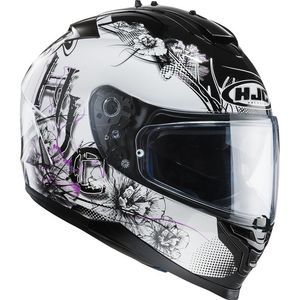 Casque Hjc IS 17 BARBWIRE