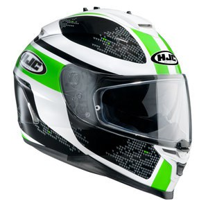 Casque Hjc IS 17 - PARU