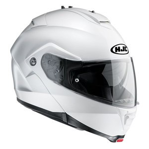 Casque Hjc IS MAX II - METAL Blanc
