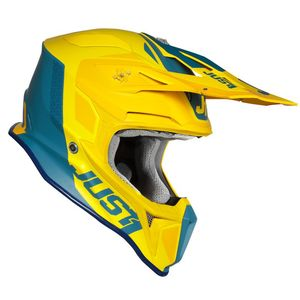 J18 PULSAR YELLOW / BLUE MATT