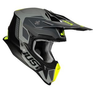 J18 PULSAR FLUO YELLOW / GREY / BLACK MATT