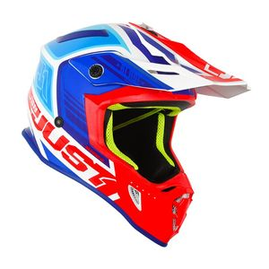 J38 BLADE BLUE/RED/WHITE GLOSS