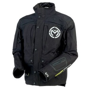 Veste enduro Moose Racing ADV1 2016 BLACK