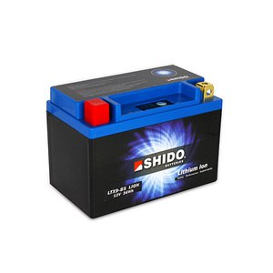 Batterie Shido LTX9-BS Lithium Ion Type Lithium Ion
