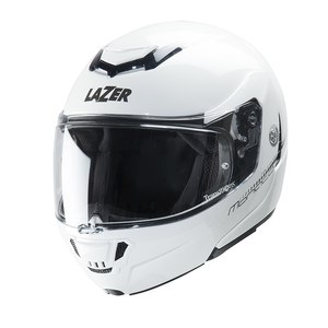 Casque Lazer MONACO EVO PURE GLASS Blanc