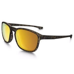 Lunettes de soleil Oakley Déstockage ENDURO - URBAN JUNGLE - verres iridium Marron