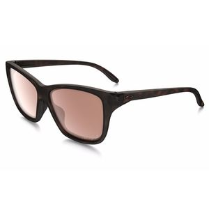 Lunettes de soleil Oakley Déstockage HOLD ON - MATTE -verres polarisants iridium Marron