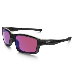 Lunettes de soleil Oakley CHAINLINK - POLISHED BLACK - G30 IRIDIUM
