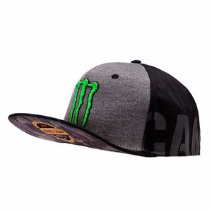 CAP ADJ MONSTER CAMP - MONSTER COLLECTION