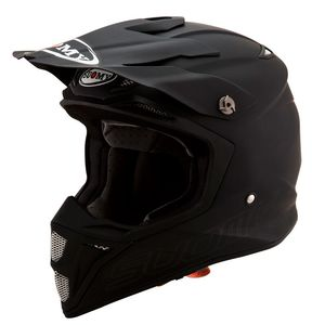 MX SPEED - PLAIN - MATT BLACK