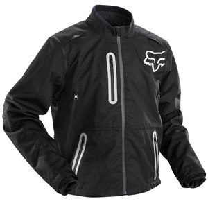 Veste enduro Fox Déstockage LEGION BLACK/GREY 2016