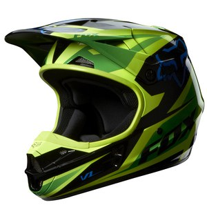 Casque cross Fox V1 RACE