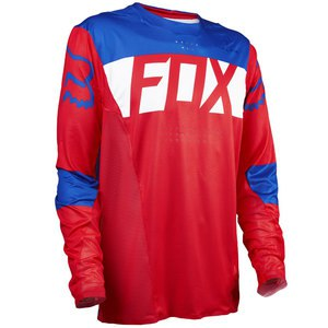 FLEXAIR LIBRA JERSEY BLUE/RED GLEN HELEN
