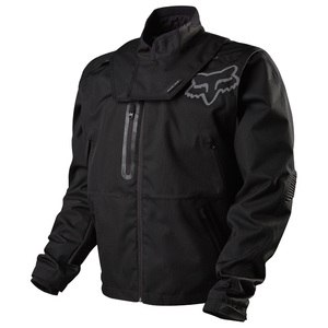 Veste enduro Fox Déstockage LEGION BRACE BLACK/GREY 2016