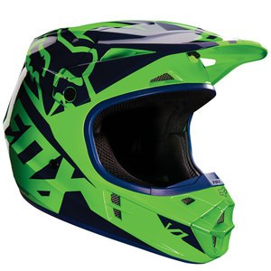 V1 RACE GREEN ENFANT