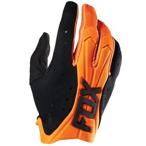 FLEXAIR RACE GLOVES ORANGE