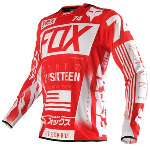 FLEXAIR UNION JERSEY RED
