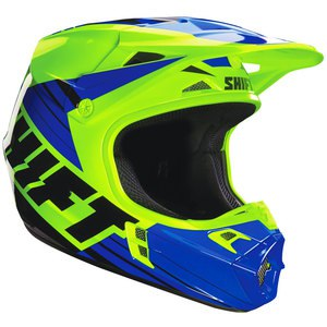 V1 ASSAULT RACE YELLOW/BLUE