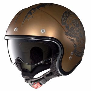N21 - SPEED JUNKIES SCRATCHED FLAT COPPER 52