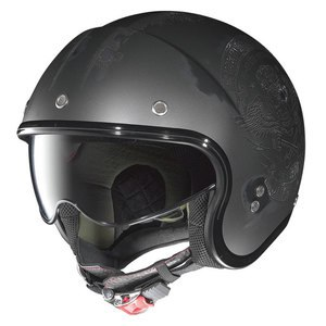 Casque Nolan N21 - SPEED JUNKIES SCHATCHED FLAT