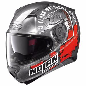 Casque Nolan N87 - ICONIC REPLICA N-COM SCRATCHED - C.CHECA