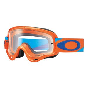 O FRAME MX  - HERITAGE RACER ORANGE LENS CLEAR