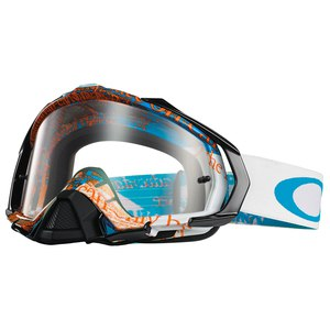 MAYHEM PRO MX  - TAGLINE BLUE ORANGE