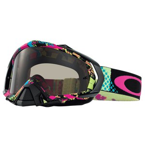 Masque cross Oakley Déstockage MAYHEM PRO MX 2015 - MOST PIT NEON
